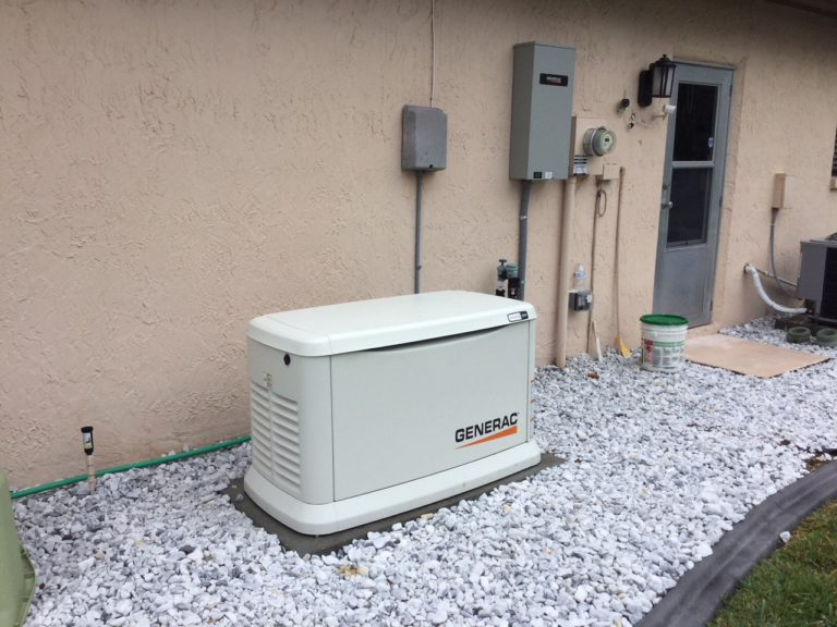 22kw generator with 200amp transfer switch